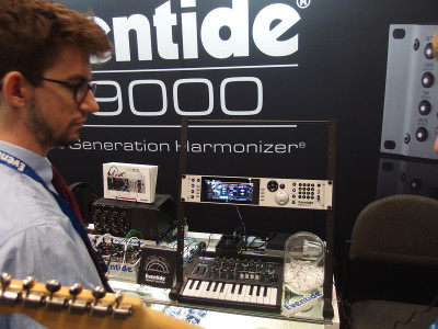 Eventide Introduces New H9000 Flagship Processor at AES New York 2017