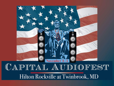 High Quality Audio Experiences at Capital Audiofest 2017