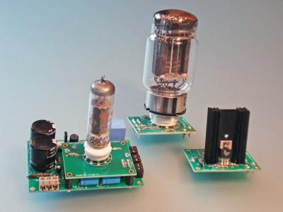 T-reg: A High-Voltage Regulator for Tube Amps