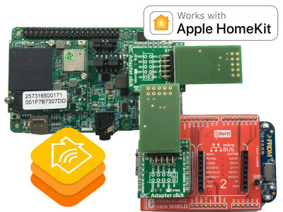 NXP Software Development Kit with Apple HomeKit Support Now Available
