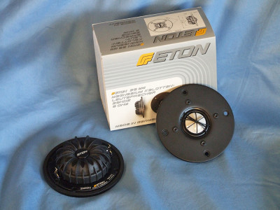 Test Bench: ETON 29HD2 Magnesium/Ceramic 28mm Dome Tweeter