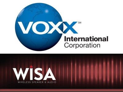 VOXX International Expands Membership with the Wireless Speaker and Audio (WiSA) Association