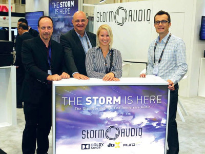 StormAudio Separates from Auro Technologies and Forms Immersive Audio Technologies Group