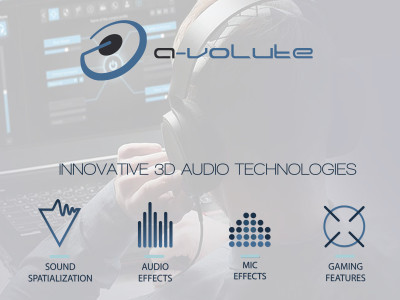 A-Volute to Debut New 3D Audio Solutions at CES 2018
