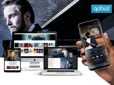 Qobuz Brings High-Res Online Music Service to the U.S.