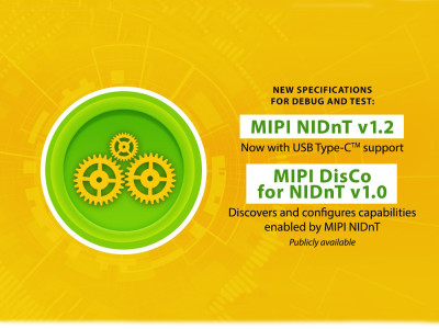 MIPI Alliance Enhances its MIPI NIDnT Debug and Test Specification to Enable Debugging over the Latest USB Type-C Connectors