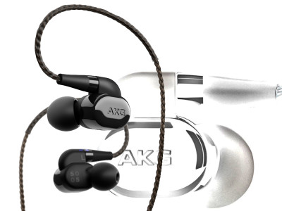 AKG Introduces New High Resolution N-Series with Marquee N5005 Headphones