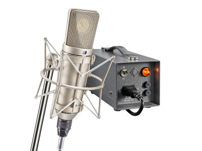 Neumann Launches Re-Issue of the Famous U 67 Tube Microphone