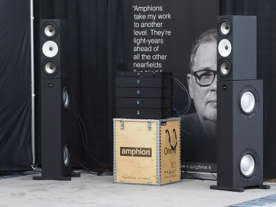Amphion Announces BaseTwo25 Low-Frequency Extension Monitoring System