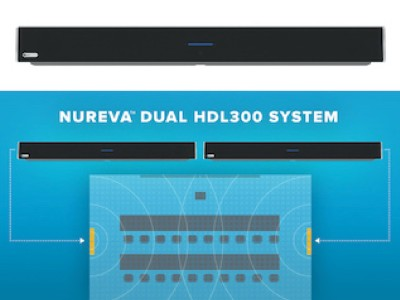 Nureva Expands Scope of HDL300 Audio Conferencing System at ISE 2018