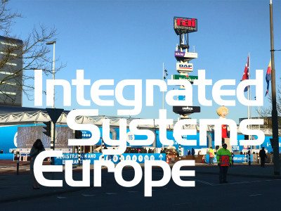 Integrated Systems Europe 2018 Draws Record Crowds and Confirms its Position as the Largest Global AV and Systems Integration Industry Event