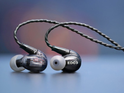 Optoma NuForce and Massdrop Announce Massdrop x NuForce EDC3 In-Ear Monitor