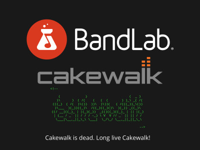 Social Music Platform BandLab Technologies Buys What's Left of Cakewalk