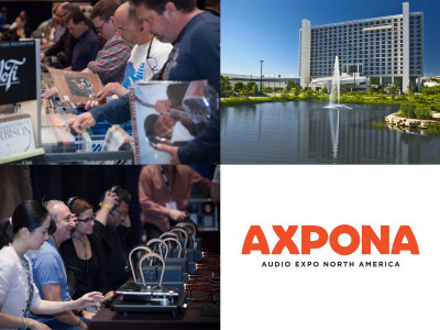 Calling all Music Lovers to Audio Expo North America 2018!