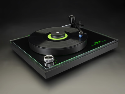A New Turntable from McIntosh and It's Not That Expensive
