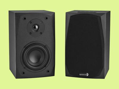 Dayton Audio Announces New MK402BT Powered Bluetooth Bookshelf Speakers