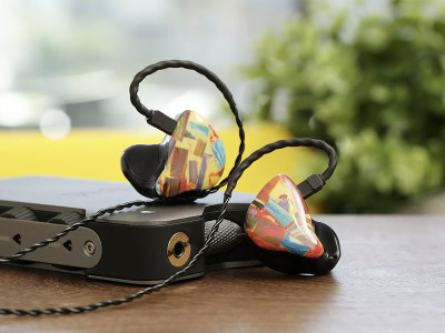 Noble Audio Promotes Noble Kaiser 10 Custom In-Ear Monitors in Cooperation with Massdrop