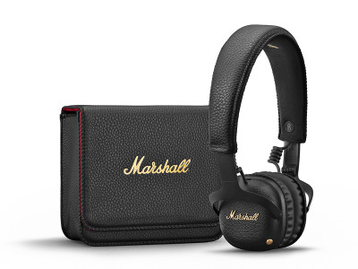 Marshall Headphones Announces Long-Lasting Wireless Active Noise Cancelling Model