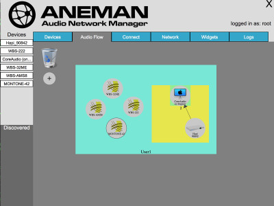 Merging Technologies to Show ANEMAN Enterprise Software at the Core of IP Interoperability Demonstrations