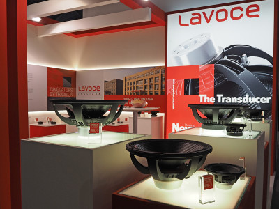 New Low Frequency Drivers From Lavoce for Prolight+Sound 2018