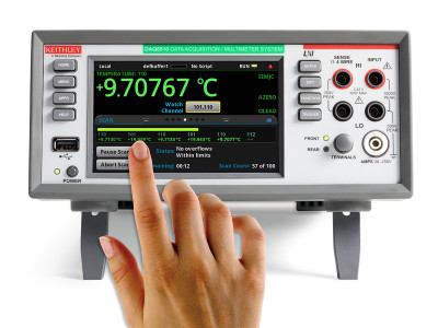 Tektronix Introduces New Keithley DMM and DAQ to Simplify and Enhance Test and Measurement