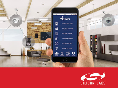 Silicon Labs Completes Acquisition of Sigma Designs' Z-Wave Business