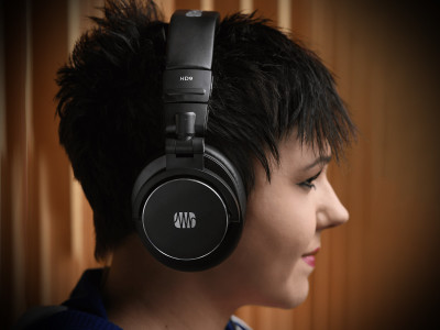 PreSonus HD9 Closed-Back Headphones Combine Comfort and Wide Frequency Response