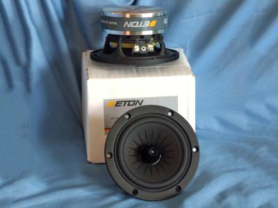 Test Bench: Eton 4-512/C8/25 RP Bass-Midrange