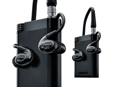 Shure Expands Electrostatic Product Line with the More Affordable KSE1200 Earphone System