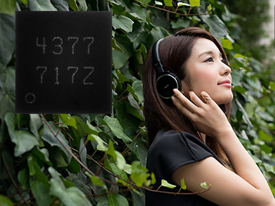 AKM Develops New 32-bit D/A Converter with Headphone Amplifier and DSD Support