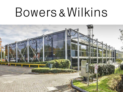 Bowers & Wilkins to Launch New R&D Center in U.K. with Expanded Capabilities and Staff