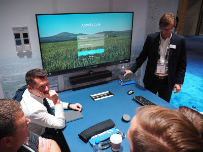 Corporate End User and Buyer Behavior in Corporate Meeting Rooms - Making Sense of Meeting Room Technology Spend