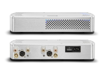 Chord Electronics Introduces New Choral Etude Stereo Power Amplifier