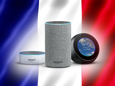 Alexa and Amazon Echo Are Now Available in France