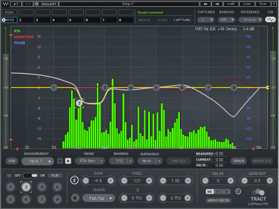 Waves Offers TRACT Loudspeaker Correction Plugin