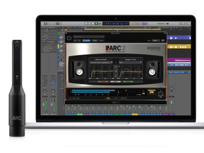 Fresh From the Bench: IK Multimedia ARC 2.5 Advanced Room Correction System