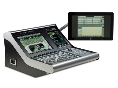 Solid State Logic Launches New L100 Live Compact Console