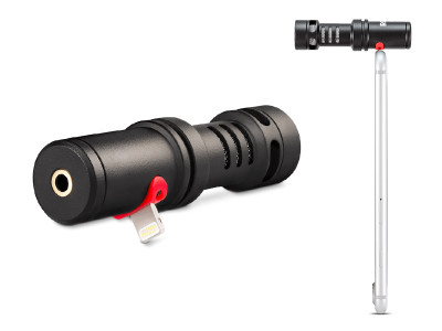 RØDE Microphones Launches The Videomic Me-L for Apple iOS Devices