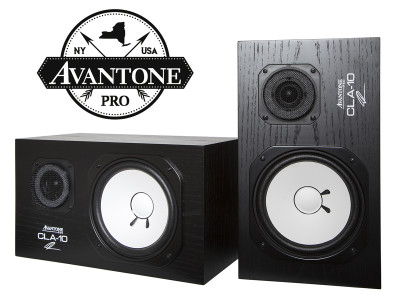 Avantone Pro Brings 'Back' Nearfield Studio Monitoring Mainstay