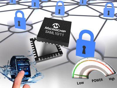 Microchip Announces First 32-bit Low-Power MCU to Feature Robust, Chip-Level Security and Arm TrustZone Technology
