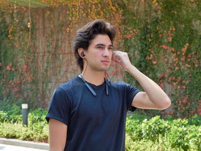 AumeoAudio Launches Heari Tailored Audio-Neckband Headphones on Kickstarter