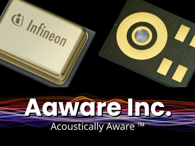 Aaware and Infineon Form Partnership to Develop Next-Generation Voice Solutions