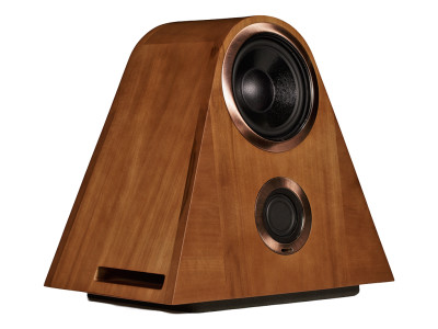 Rembrandt Laboratories Patent-Pending Home Speaker Will Make You Cry