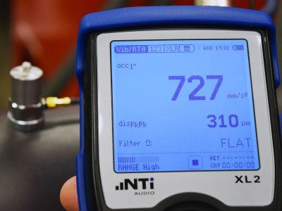 NTi Audio Introduces New Vibration Meter and Vibration Option for the XL2 Sound Level Meter
