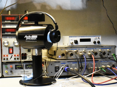 Fresh From the Bench: Audio Precision AECM206 Headphone Test Fixture