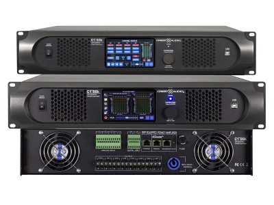 Crest Audio Debuts C1 Series Contracting Amplifiers with Integrated DSP and Dante Connectivity