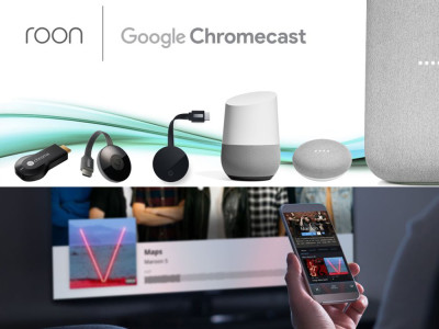Roon Labs Announces Support for Chromecast Devices