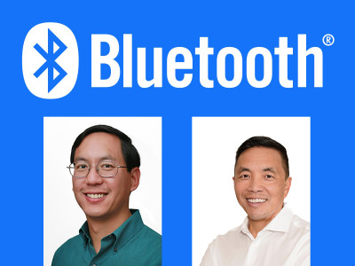 Peter Liu from Bose and Ron Wong from Cypress Semiconductors Appointed to Bluetooth SIG Board of Directors