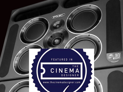 PMC Joins The Cinema Designer Database for Home Theater And Media Room Projects