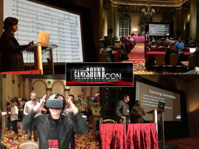 GameSoundCon Returns to Los Angeles for the 10th Year, October 9-10, 2018